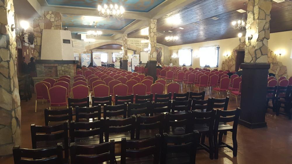 Sala konferencyjna w okolicach Krakowa – wolne terminy 2017 | Hotel Zajazd Celtycki
