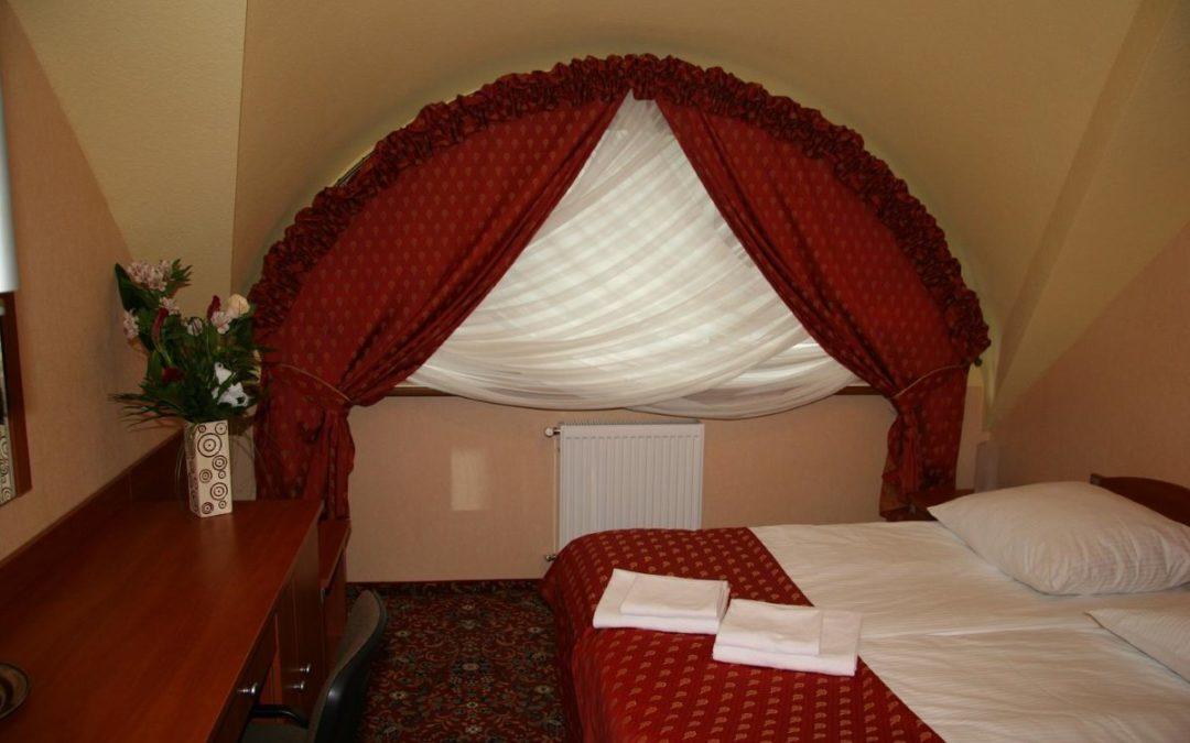 Pokój hotelowy - hotel Zajazd Celtycki