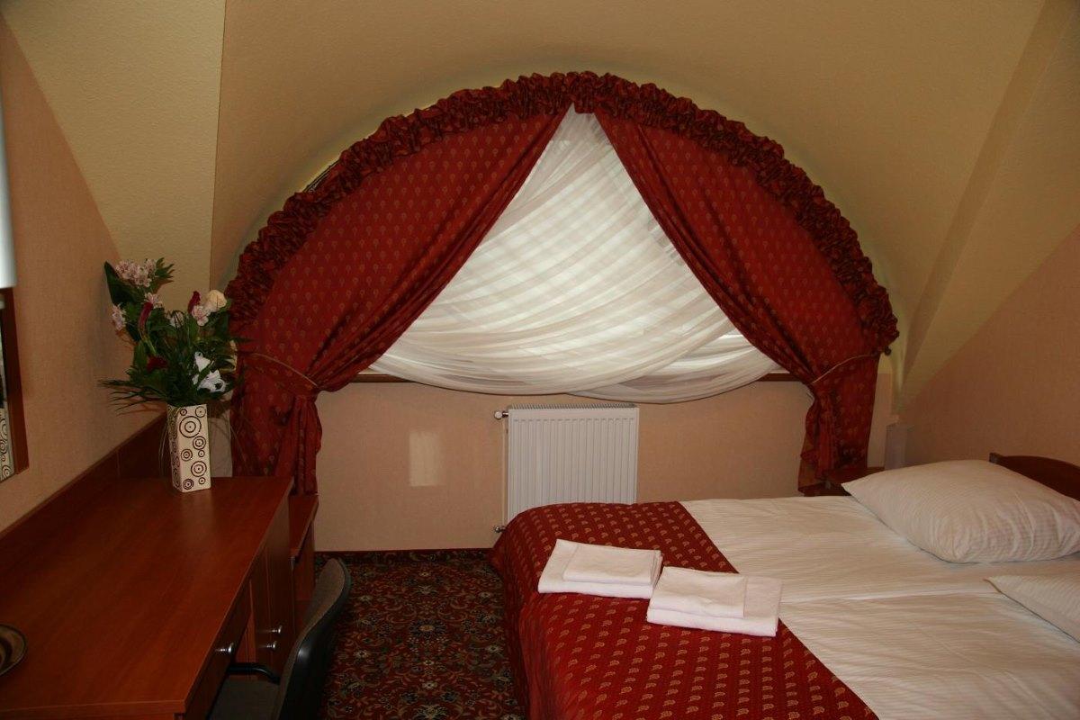 Noclegi - pokój hotelowy