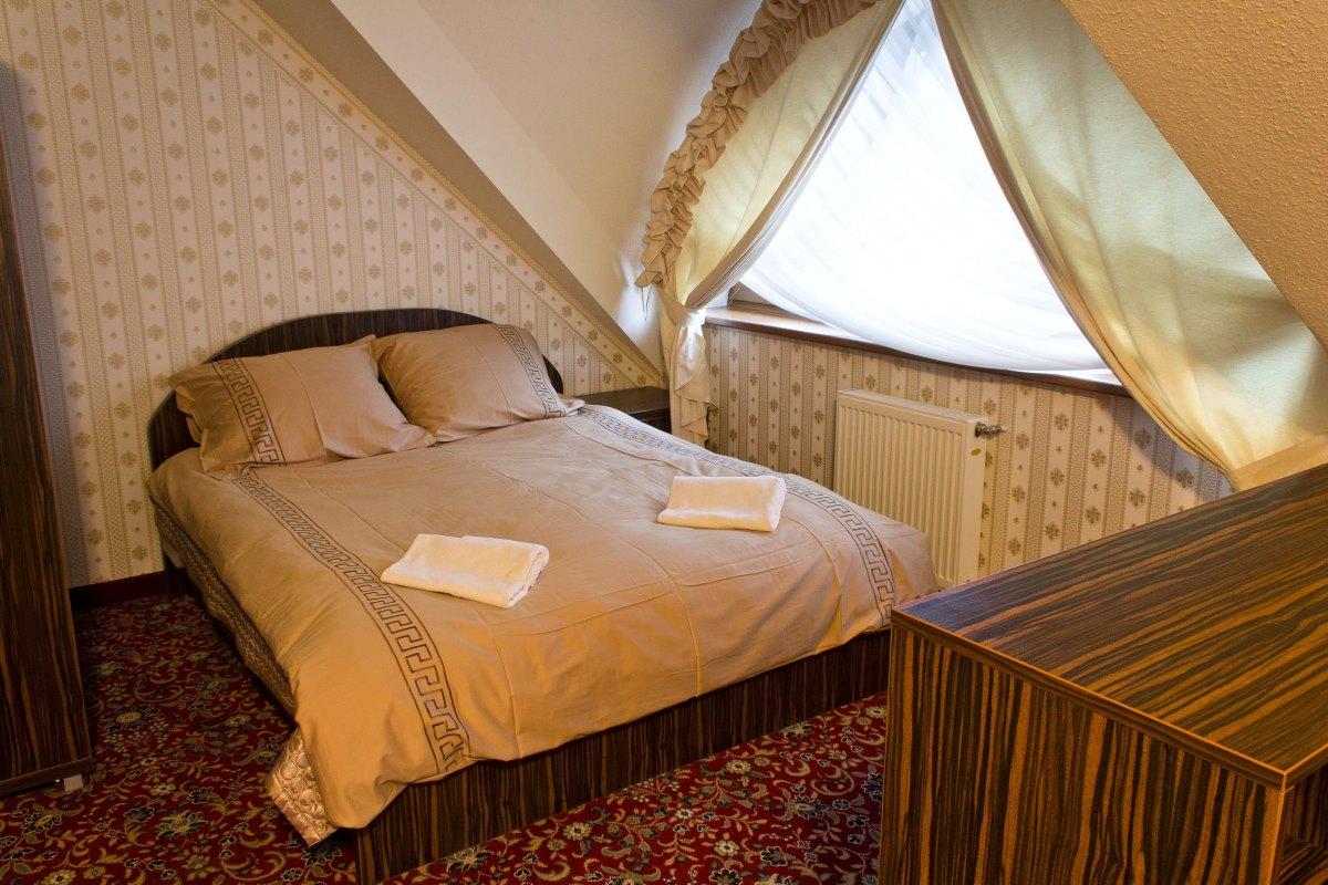 Hotel Zajazd Celtycki - pokój
