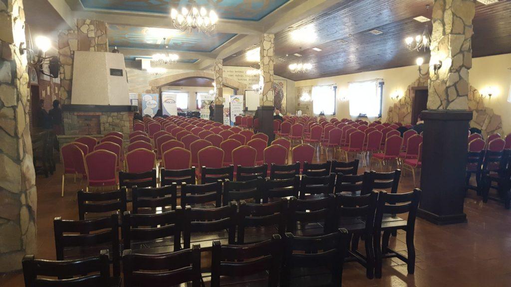 Sala konferencyjna w okolicach Krakowa
