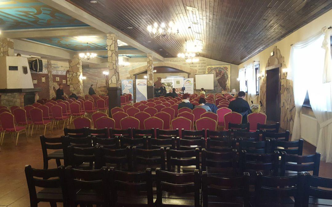 Sala konferencyjna w okolicach Krakowa – wolne terminy 2019 | Hotel Zajazd Celtycki